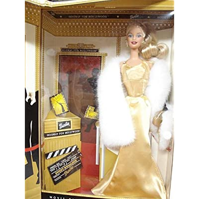 2002 Hooray for Hollywood Barbie Doll: Toys & Games