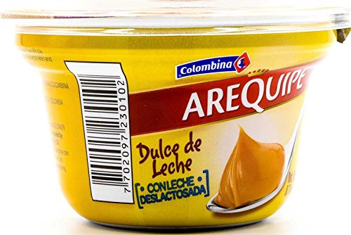 Amazon.com : Colombina Dulce de Leche Arequipe, 17.5 Ounce : Grocery & Gourmet Food