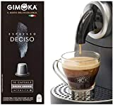 Gimoka 100 pack Coffee Capsule Compatible with the