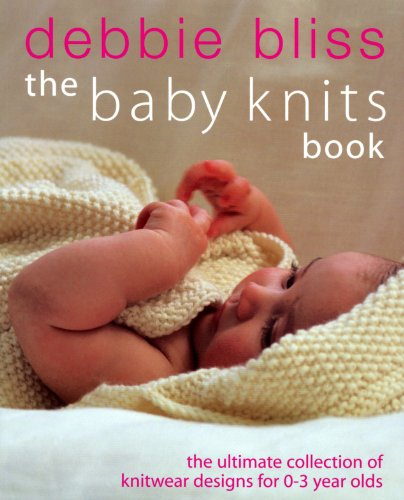 - The Baby Knits Book
