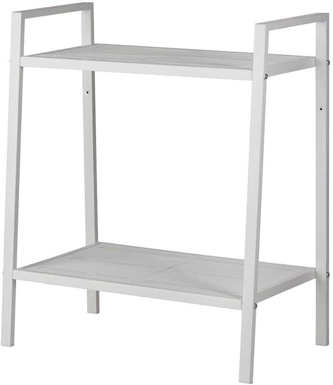 IKEA ASIA LERBERG - Estantería, Color Blanco: Amazon.es ...