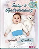 Nähen mit stoffe.de - Baby- und Kinderkleidung
