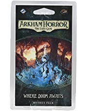 Arkham Horror LCG: Where Doom Awaits Mythos Pack Card Game