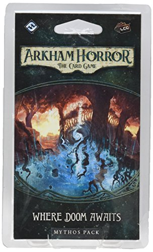 Arkham Horror: Where Doom Awaits (Doom Card)
