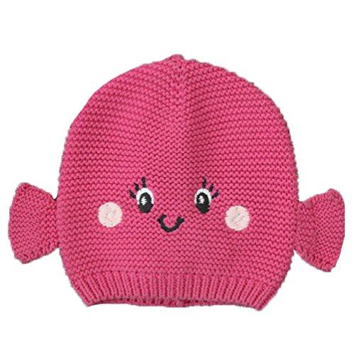 31fbee218f1e Ohmais Automne Hiver Coton Bonnet bébé chapeau pour bébé fille garçon   Amazon.fr  Vêtements et accessoires