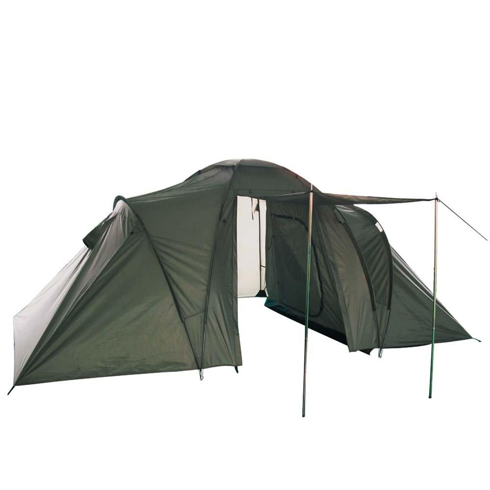 Mil-Tec テント 2人用x2 計4人用セット エントランス ひさし ストレージスペース付き OLIVE DRAB   B005MYCVSS