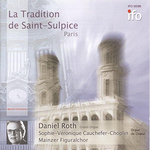 Deux motets, Op. 53: No. 2, Alma redemptoris - And Alma Stefan