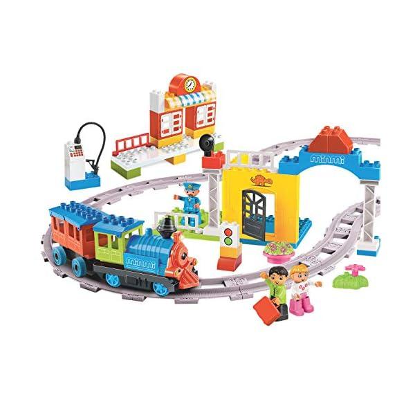 LEGO DUPLO Train Bridge and Tracks 10872