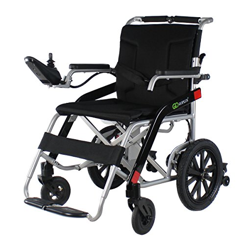 Drive medical trident vs pride mobility go chair reviews for Cost of motorized wheelchair