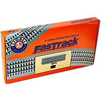com lionel fastrack uncoupling track toys games lionel fastrack operating track section