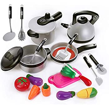 Amazon Com Step2 Fun With Friends Kitchen Large Plastic