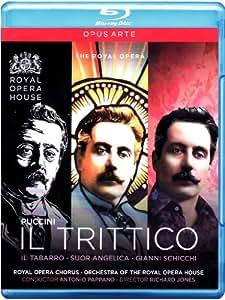 Il Trittico [Blu-ray] [Import]