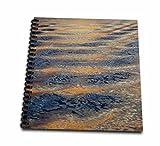 Danita Delimont - Canada - Canada, British Columbia, Broughton Islands. Water wave patterns. - Memory Book 12 x 12 inch (db_226695_2)