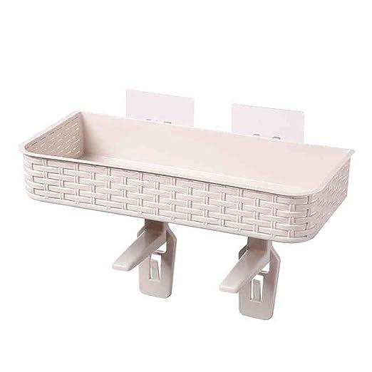 Aspirador de pared Rack de baño Perchero Perforador de pared ...