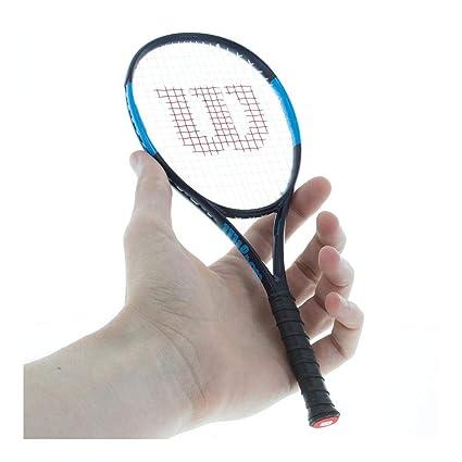 Amazon Com Wilson Ultra Mini Tennis Racquet Wrz729711 Toys