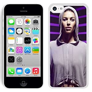 Beautiful Designed Cover Case With Frida Gold Girl Graphics Jackets Faces (2) For iPhone 5C Phone Case