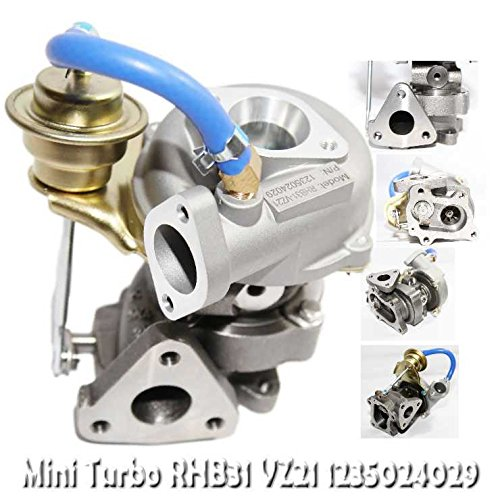 Amazon.com: Mini RHB31 VZ21 Turbo for snowmobiles Quads Rhino Motorcycle ATV500-600ccm 100HP: Automotive
