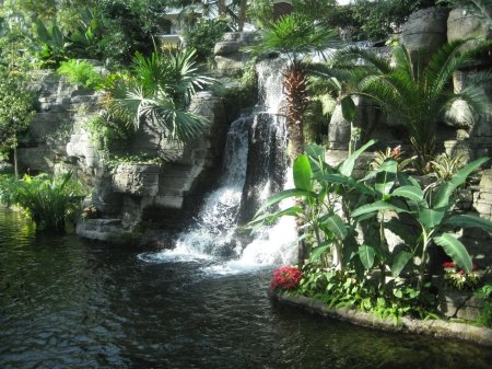 (Inside The Gaylord Opryland Hotel Mouse Pad, Mousepad (10.2 X8.3 X 0.12)