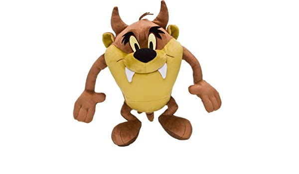 Amazon.com: JOY TOY - Peluche - Looney Tunes - Taz 30cm - 8033462333395: Toys & Games