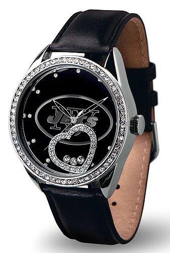 New York Jets Women's Beat Watch - Licensed NFL Football (Quartz Mlb Watch)