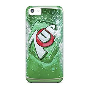 Kingsface Anti-scratch And Shatterproof 7up cell phone case cover NZvGbOvN1k2 For Iphone 5c/ High Quality Tpu case cover