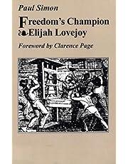 Freedom's Champion: Elijah Lovejoy