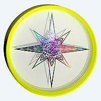 Aerobie Skylighter Disc - Single Unit YELLOW