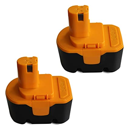 Generic 2 x Ryobi 14 4V 2 0Ah Replacement Battery for Ryobi