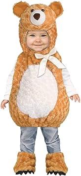 Horror-Shop Disfraz de Oso de Peluche con Forma de Oso de ...
