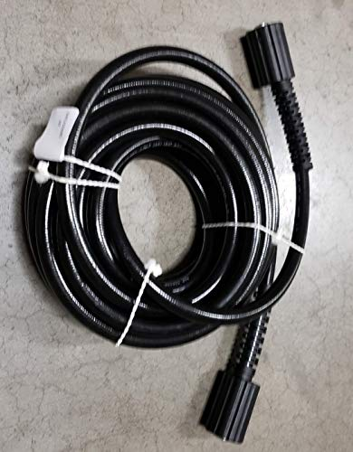 AR   High Pressure Washer Hose, Black - Annovi Reverberi AR301424mm-mm