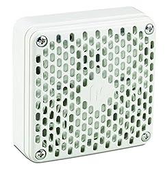 Federal Signal 450E-024 Vibratone Electronic Horn, Surface/Flush Mount, 24 VDC, Gray