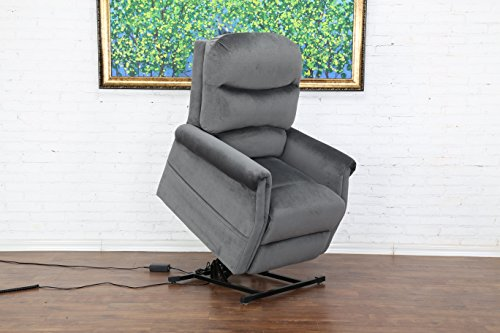 Divano Roma Furniture Classic Recliner