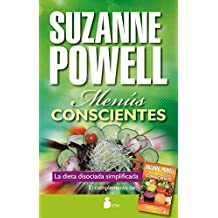 Menus conscientes (Spanish Edition) by Suzanne Powell (2015-02-28)
