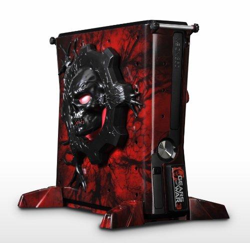 Koch Media – Carcasa Vault Gears Of War 3 (Xbox 360)
