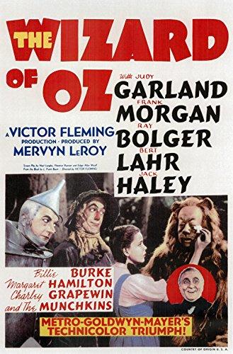 Laminated Poster: Wizard Of Oz Original Poster