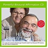 Heart Rejuvenation: Ending Heart Conditions Binaural Subliminal Affirmation CD
