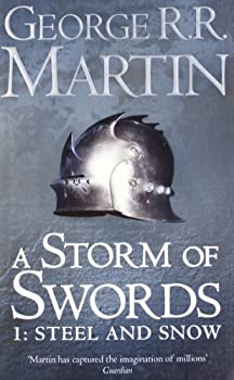 A Storm of Swords: Steel and Snow 0007447841 Book Cover
