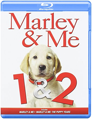 Marley & Me 1 & 2 Blu-ray Double Feature