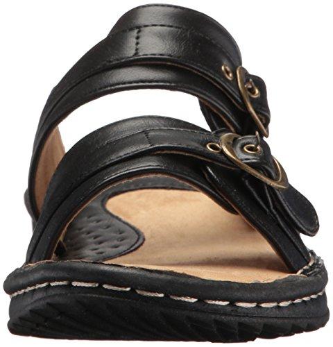 Adtec Women's 8661 Sandal, Black, 9 Medium US