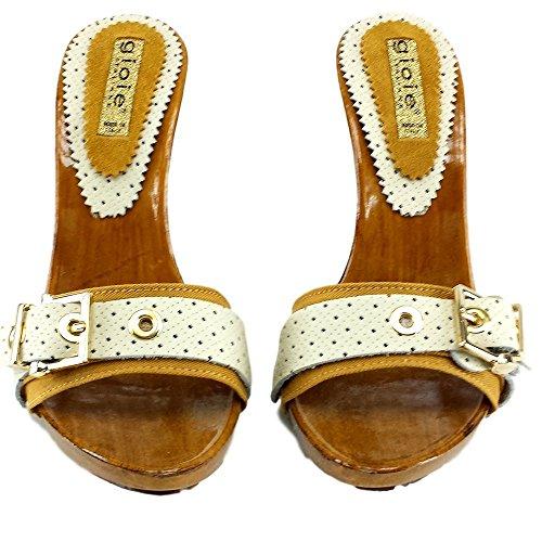 Fashion OCRA Schuhe Kiara Tommy Clogs vwOSUxB