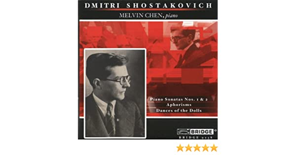 Shostakovich Music For Piano By Melvin Chen On Amazon Music