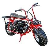 Coleman Powersports CT200U Gas Powered Mini Trail Bike
