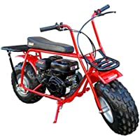 Coleman 196cc CT200U Gas-Powered Mini Trail Bike