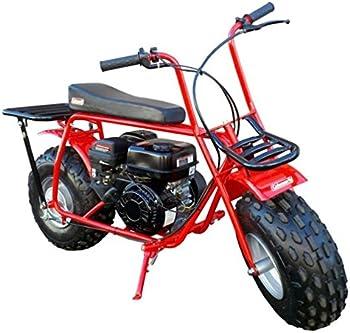 Coleman 196cc CT200U Gas-Powered Mini Trail Bike