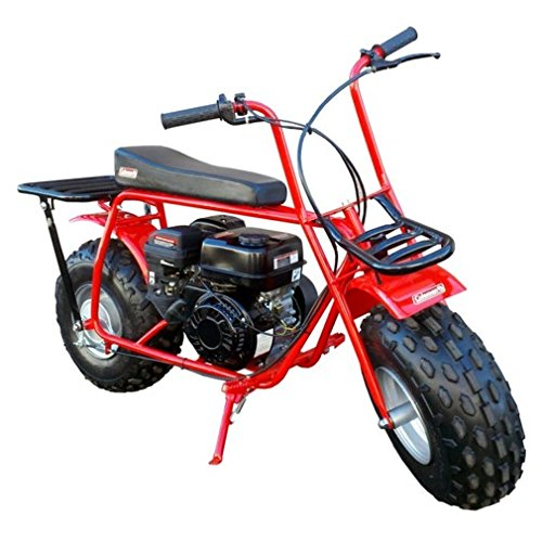 Price comparison product image Coleman Powersports CT200U Gas Powered Mini Trail Bike
