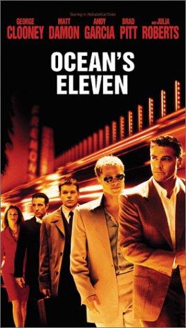 Ocean's Eleven [VHS]