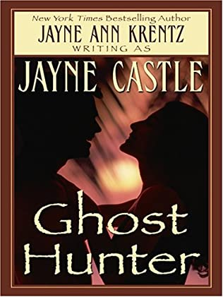 book cover of Ghost Hunter