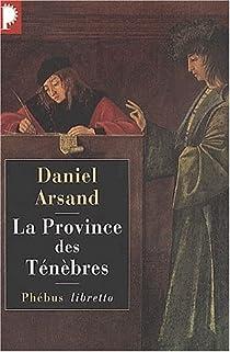 La Province des Ténèbres par Arsand