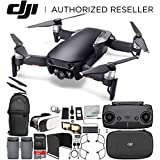 DJI Mavic Air Drone Quadcopter (Onyx Black) EVERYTHING YOU NEED Essential Bundle