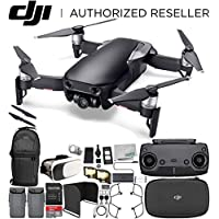DJI Mavic Air Drone Quadcopter (Onyx Black) EVERYTHING YOU NEED Essential Bundle